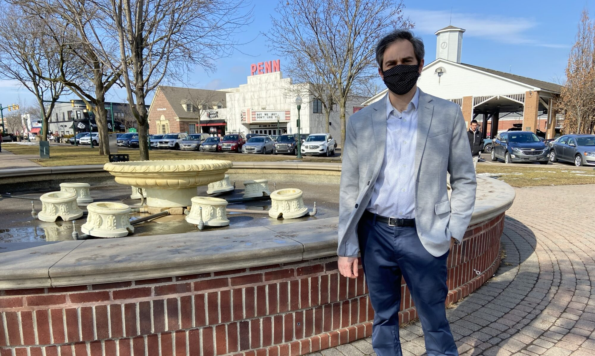 Reelect Nick Moroz for Plymouth City Commission